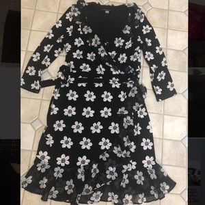 Light weight floral dress
